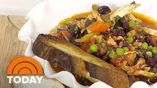 Giada De Laurentiis: Hearty Chicken Stew | TODAY