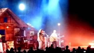 """Yusuf/Cat Stevens w/ Chris Cornell  """"Wild World"""" 10/6/2016"""