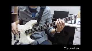 RubberBand 你和我 Bass Cover by Edward Yeung
