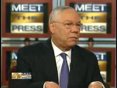 Colin Powell Endorses Barack Obama for President