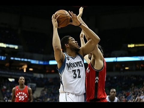 Karl-Anthony Towns Drops Career-High 35 On Toronto