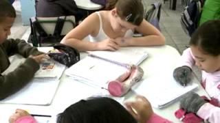 Exemplo: escola em Heliópolis conta com participação ativa e democrática da comunidade