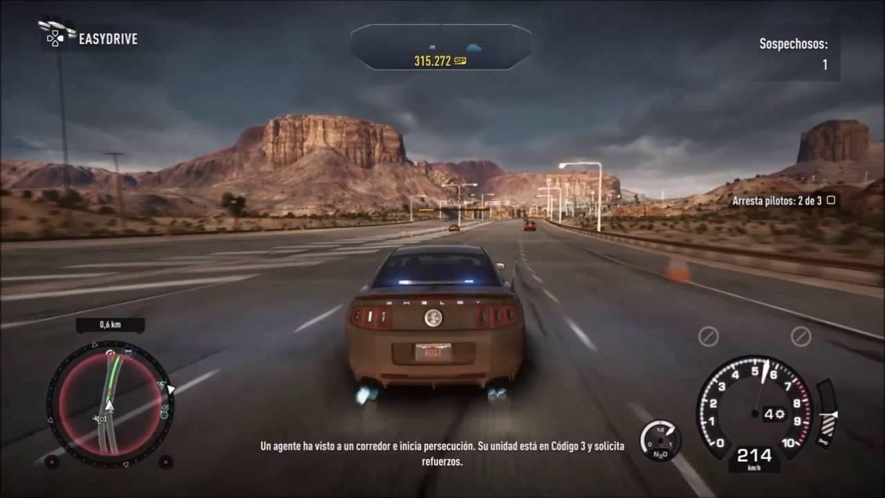 Need For Speed Rivals Empezando A Jugar Youtube