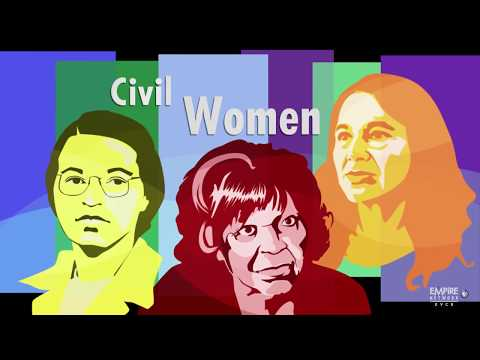 Civil Women - Women's History Month