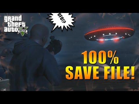 gta 100 save game
