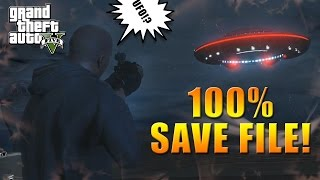 How to Install 100% Save File on Grand Theft Auto 5 PC - Tutorial