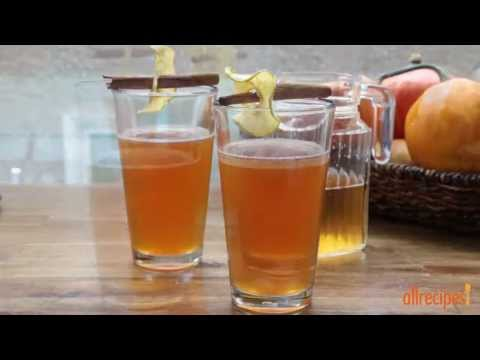 How to Make an Apple Pumpkin Shandy | Cocktail Recipes | Allrecipes.com