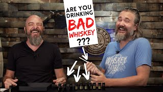 Is your whiskey TAINTED? Here's h๐w to tell.