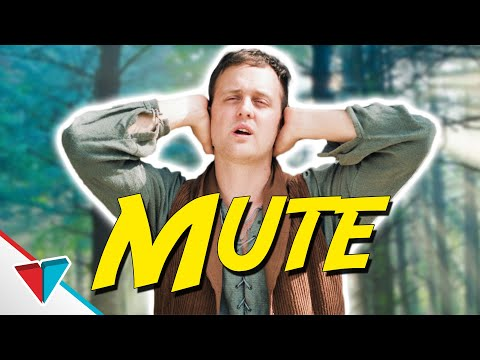 What mute must feel like for an NPC