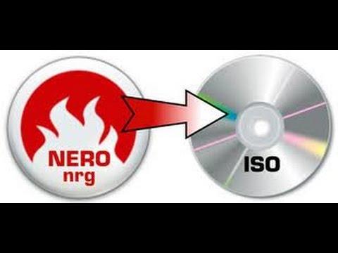 Transformando arquivo de imagem .nrg em .iso + dicas