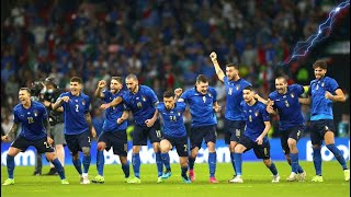 ITALY OUR STORY EURO 2020 2021