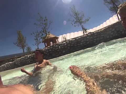 Rivi re sauvage center parcs le bois aux daims youtube - Adresse center parc bois aux daims ...
