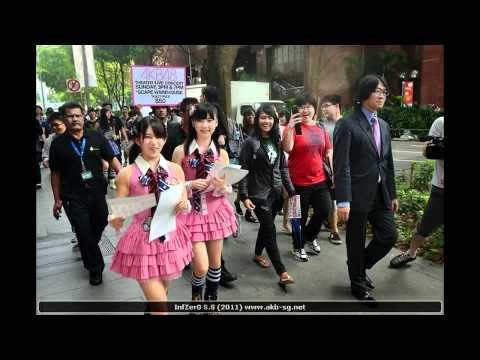 Meetings with Idols (Singapore Edition) : AKB48, SDN48, SKE48, NMB48 & JKT48