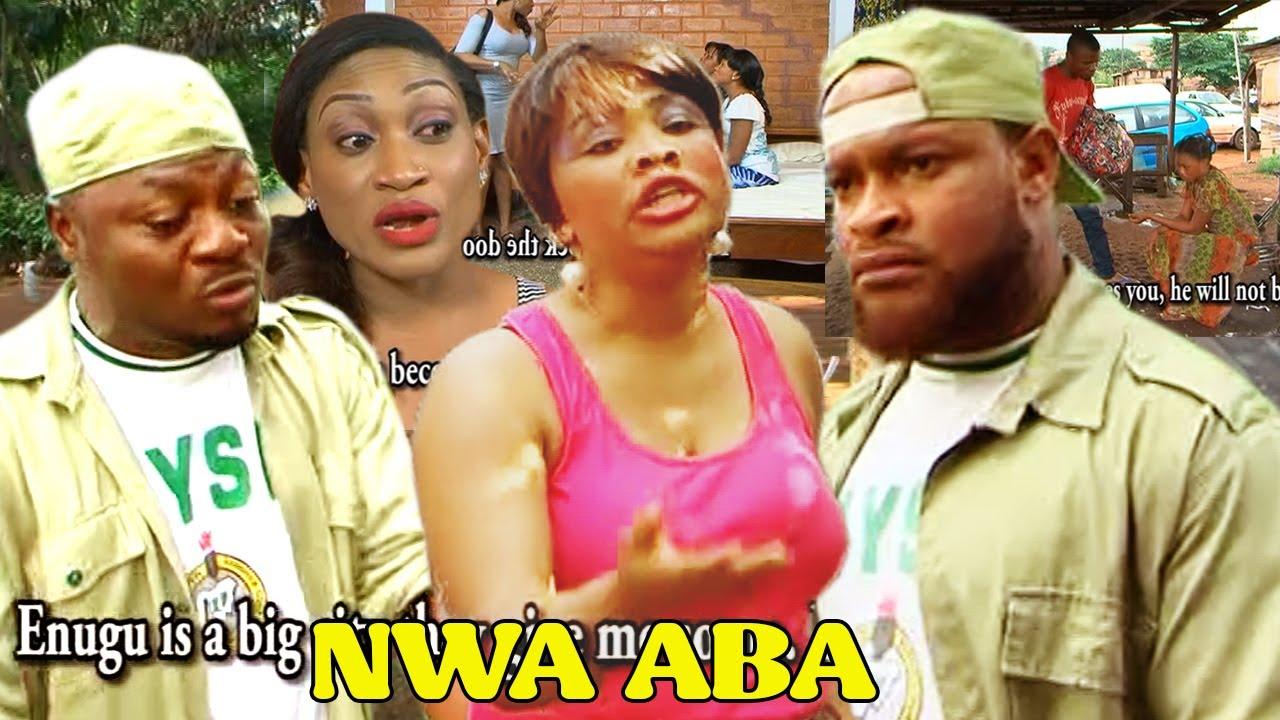 Download NWA ABA - 2021 LATEST NIGERIAN NOLLYWOOD IGBO COMEDY MOVIE FULL HD