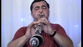 Rasim klarnet - Shuvelan toyu Hind musiqileri
