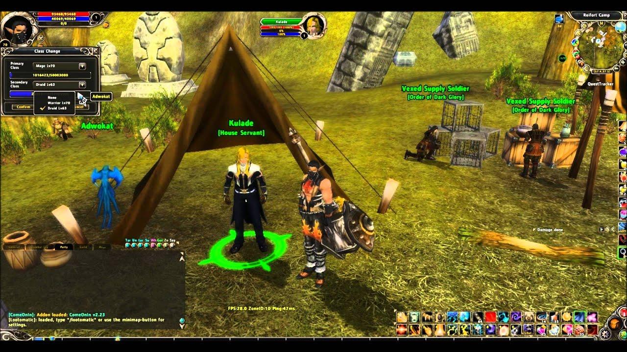 Ten ton hammer   runes of magic the druid: dual class guide.