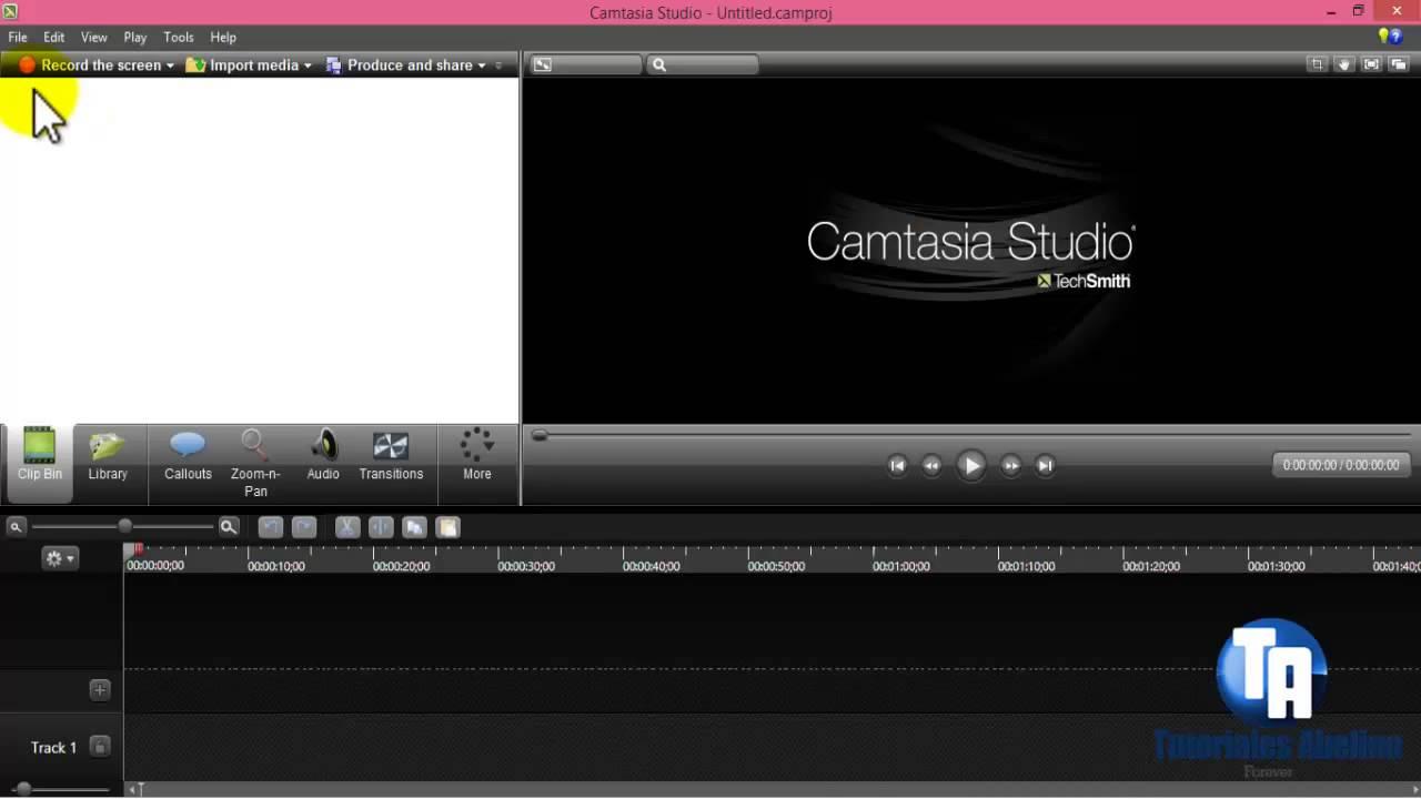 Camtasia studio 8 online gratis