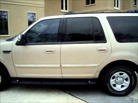 1998 ford expedition xlt clean 3rd row seat warranty youtube. Black Bedroom Furniture Sets. Home Design Ideas