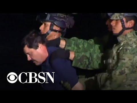 FBI agent alleges police slacked on raid of El Chapo's home