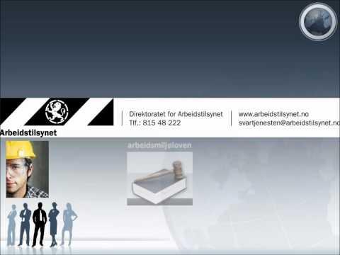 Arbeidstilsynet -- Państwowa Inspekcja Pracy w Norwegii - www.norwegiaconsulting.pl