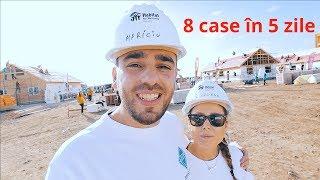 Cum să construiești 8 CASE ÎN 5 ZILE?