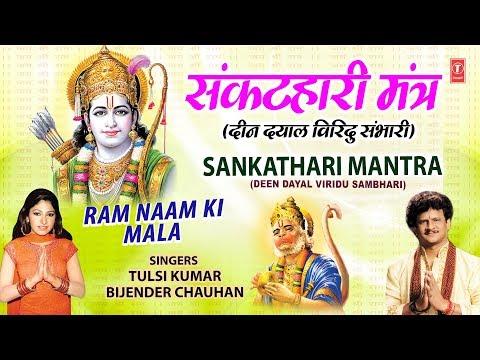 संकटहारी मंत्र : दीन दयाल विरिदु संभारी Sankathari Mantra I TULSI KUMAR, BIJENDRA CHAUHAN, Audio