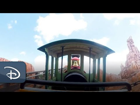 A Big Adventure Awaits at 'Big Thunder Mountain' | #DisneyMagicMoments