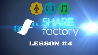 Sharefactory Tutorial Lesson 4 - How To Add Commentary