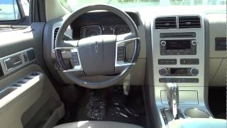 2008 Lincoln MKX Alpharetta, Roswell, Cumming, Sandy Springs, Marietta GA 8509D