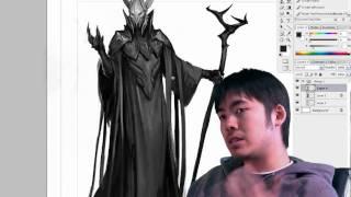 Jason Chan Character Design 3 - The Villain YouTube Videos