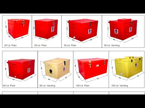 +919829051660 GLOBAL STAR Plastic Insulated Ice Boxes