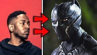 This Is Why Kendrick Lamar Made The Black Panther Soundtrack..