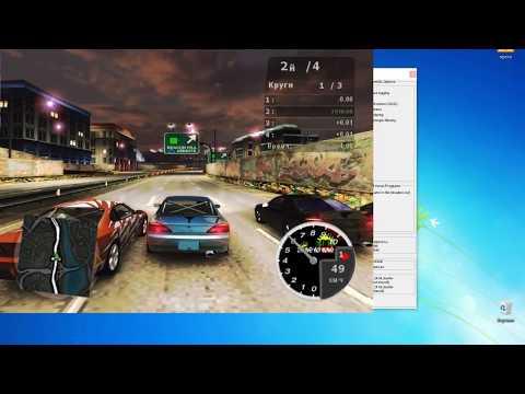 Запуск Need For Speed  Underground 2 на Windows 10
