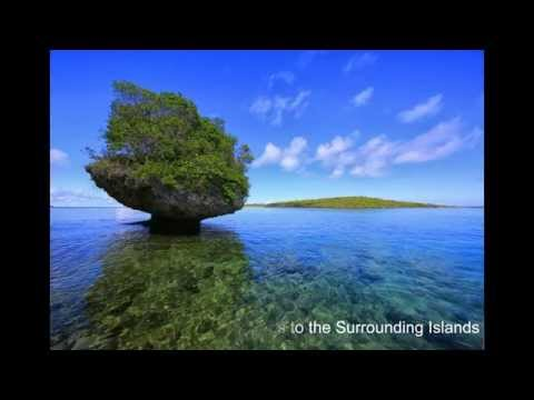 Treasure Island Eueiki Eco Resort - Tonga presented by Peter Bellingham Photography