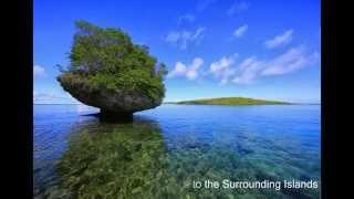 Treasure Island Eueiki Eco Resort - Tonga presented by Peter Bellingham Photography