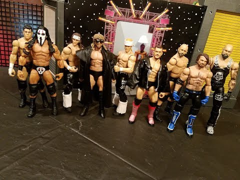 Bullet Club Collection! WWE Figures