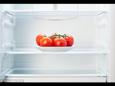 The foods you should NEVER put in the fridge –  According to experts