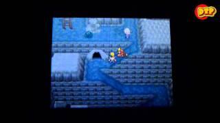 [ HD ] Capture de Lugia sur Pokemon Version Or HeartGold