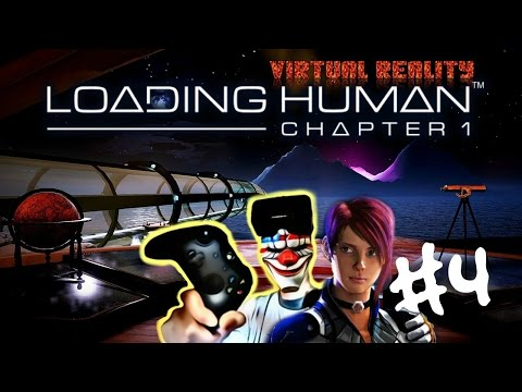 Loading Human - Chapter 1 (Trying to get into Alice`s pants  Oculus Rift Gameplay #4)