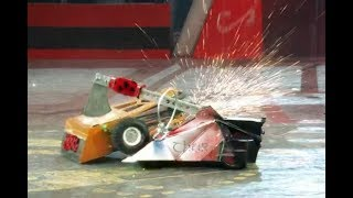 Robot Wars World Series Episode 2