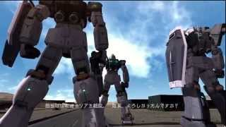 Gundam Side Stories - Missing Link | Rise from the Ashes (Missions 1 - 3)