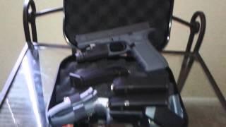 Grey Frame Glock 17 Gen4