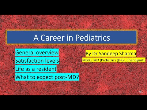 A Career In Pediatrics: What To Expect?