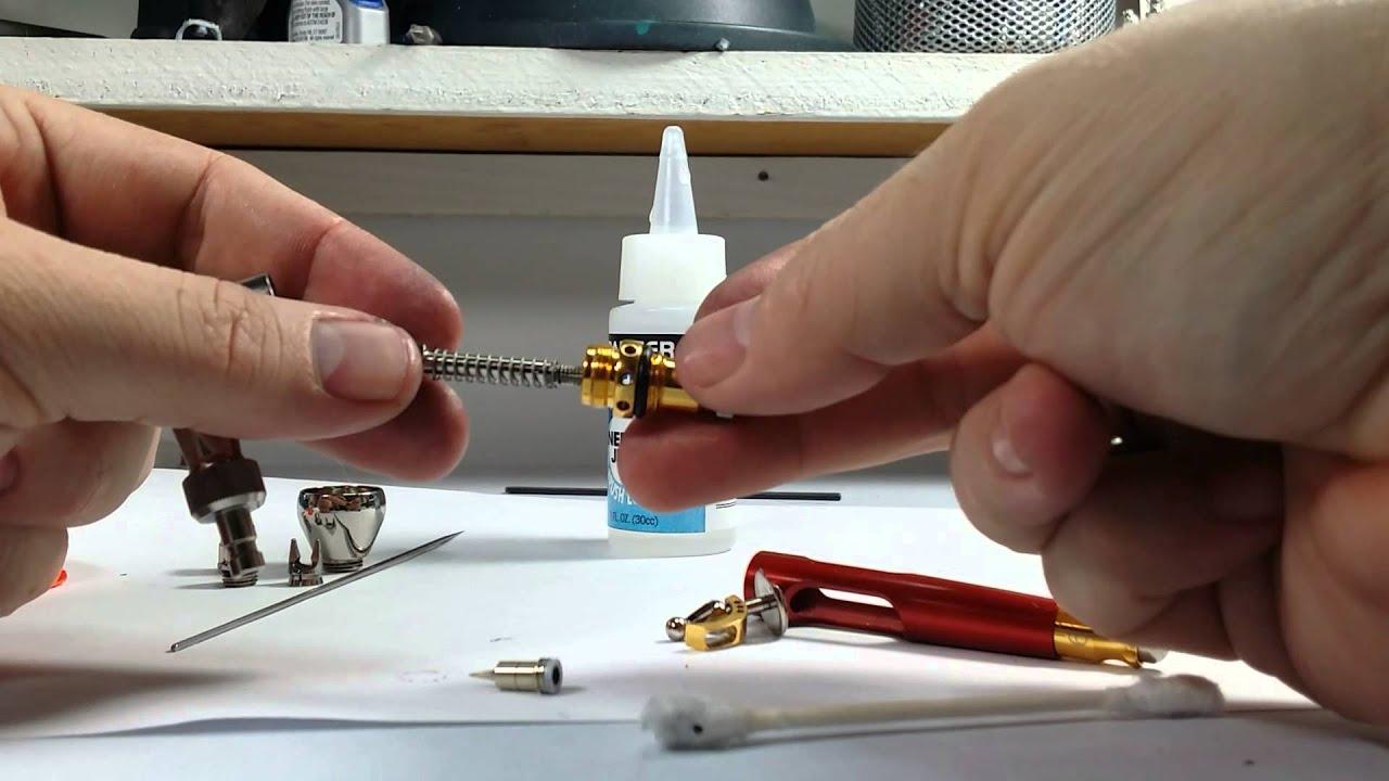 Models-Workshop: Badger Regdab Needle Juice