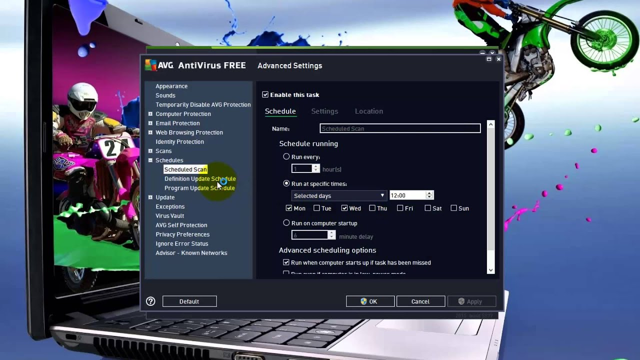AVG Antivirus Free 2015  Build 5577a8546