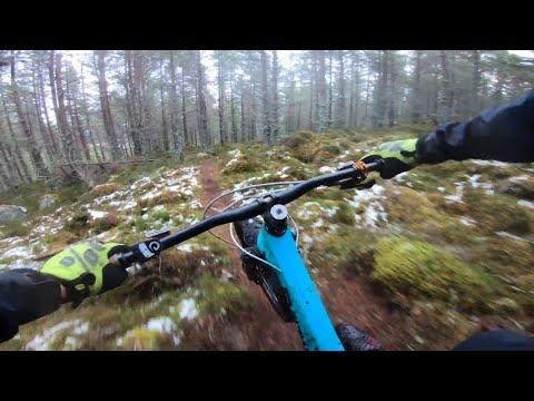 Exploring Aviemore - mtb - scotland