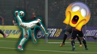 FIFA 18 TOP 10 GOALS OF THE WEEK #2 !! (SCORPION, BICYCLE KICK & MORE) !!