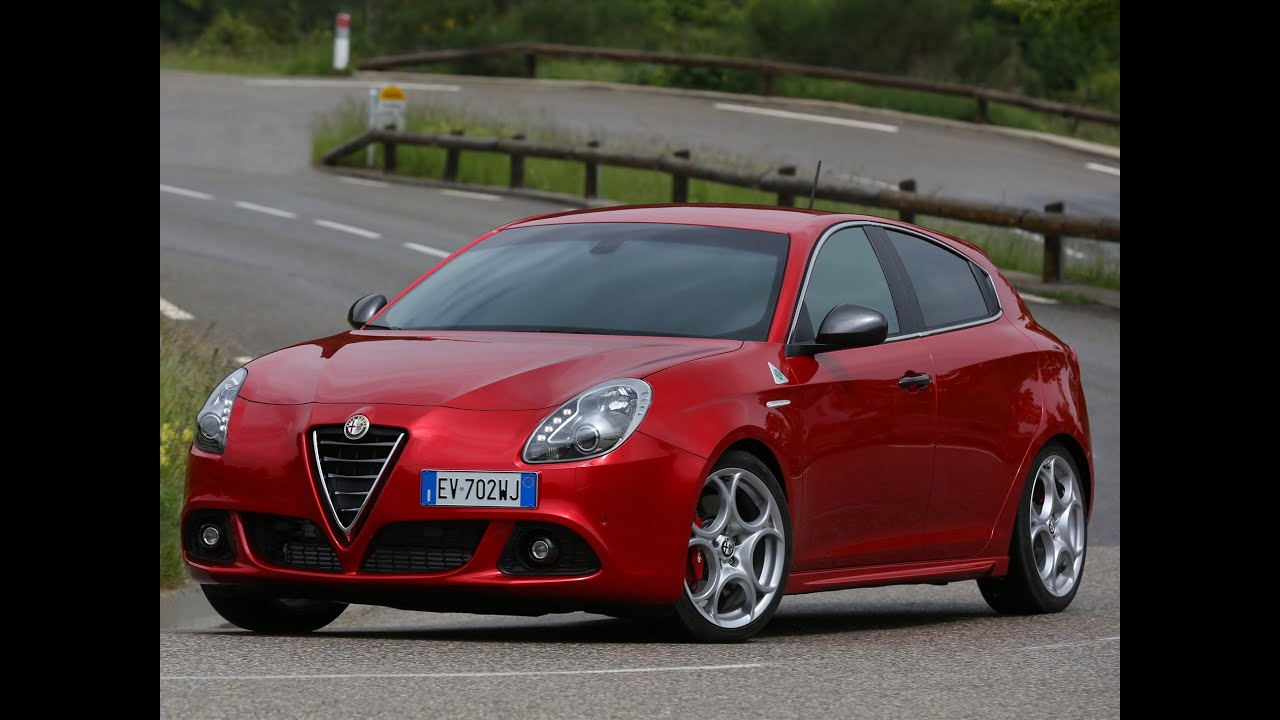 alfa romeo giulietta quadrifoglio verde test fahrbericht 2014 youtube. Black Bedroom Furniture Sets. Home Design Ideas