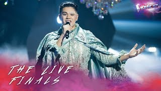sheldon riley sings scars to your beautiful the voice australia 2018