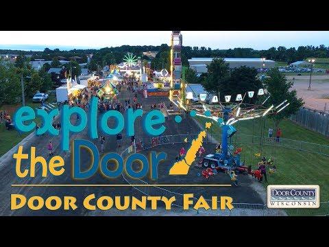 Door County Fair - Door County WI Travel Show
